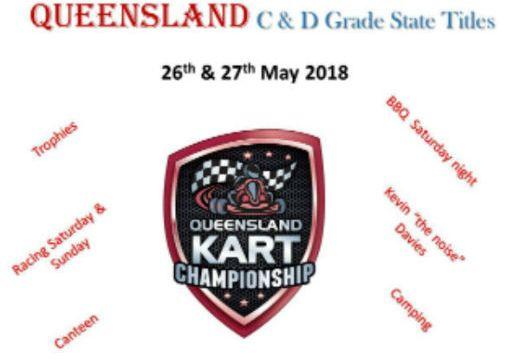 C & D Grade Titles - 26th & 27th May