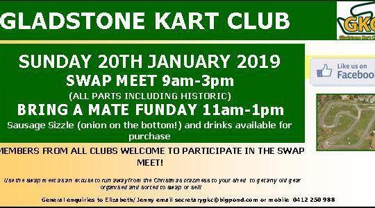 Gladstone Swap Meet