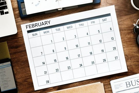 REGULATIONS FOR FEBRUARY EVENTS