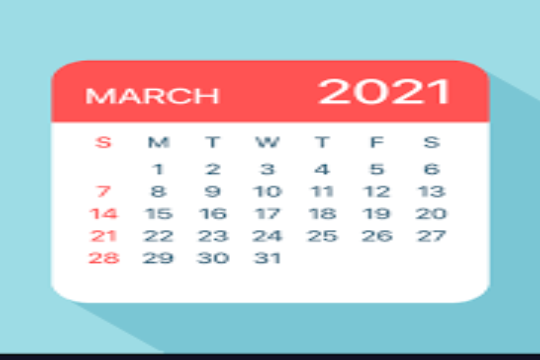 REGULATIONS FOR MARCH EVENTS